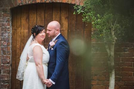 Lois Andrew Wedding Shustoke Barns 21