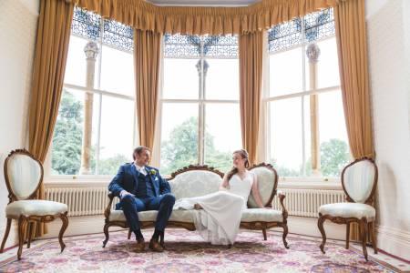 Highbury Hall Solihull Wedding Photography