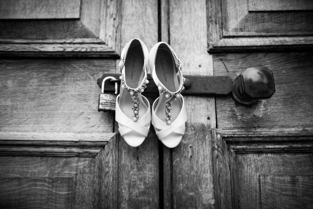 winters barns wedding