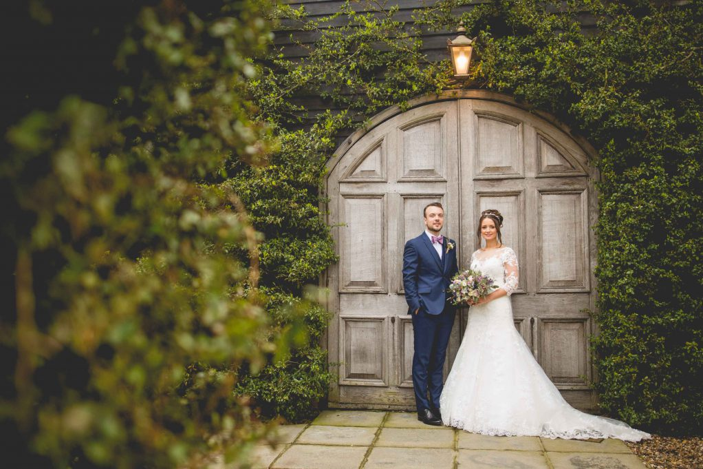 Winters barns wedding photography blog