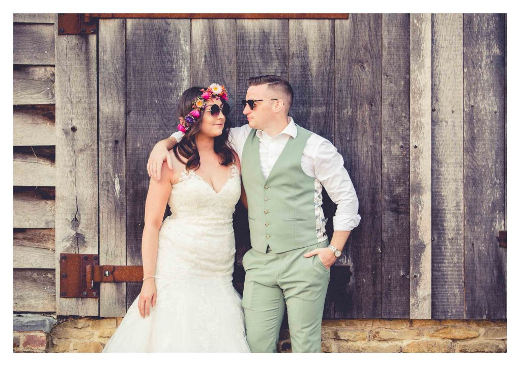 Old Greens Barn Wedding