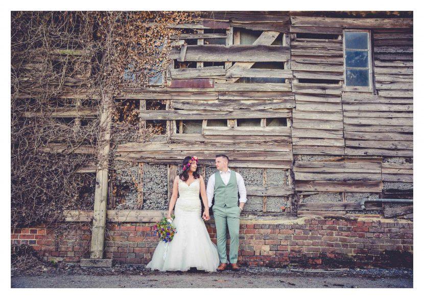 Old Greens Barn Wedding