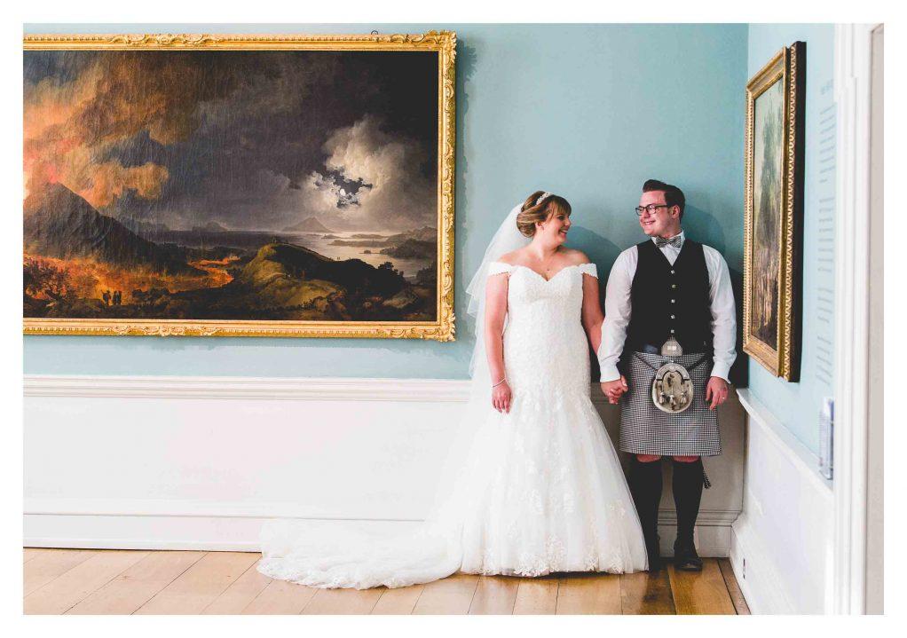 Compton Verney Art Gallery Wedding