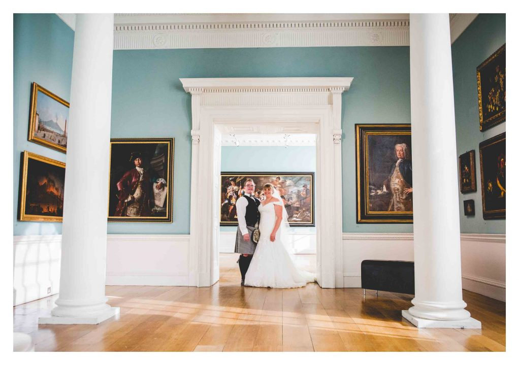 Compton Verney Art Gallery Wedding