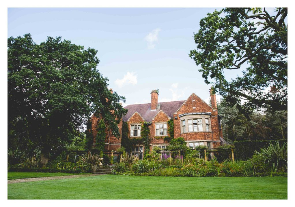 Moxhull Hall Wedding