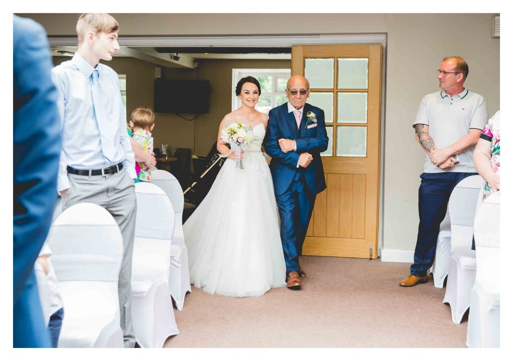 wedding at the limes earlswood