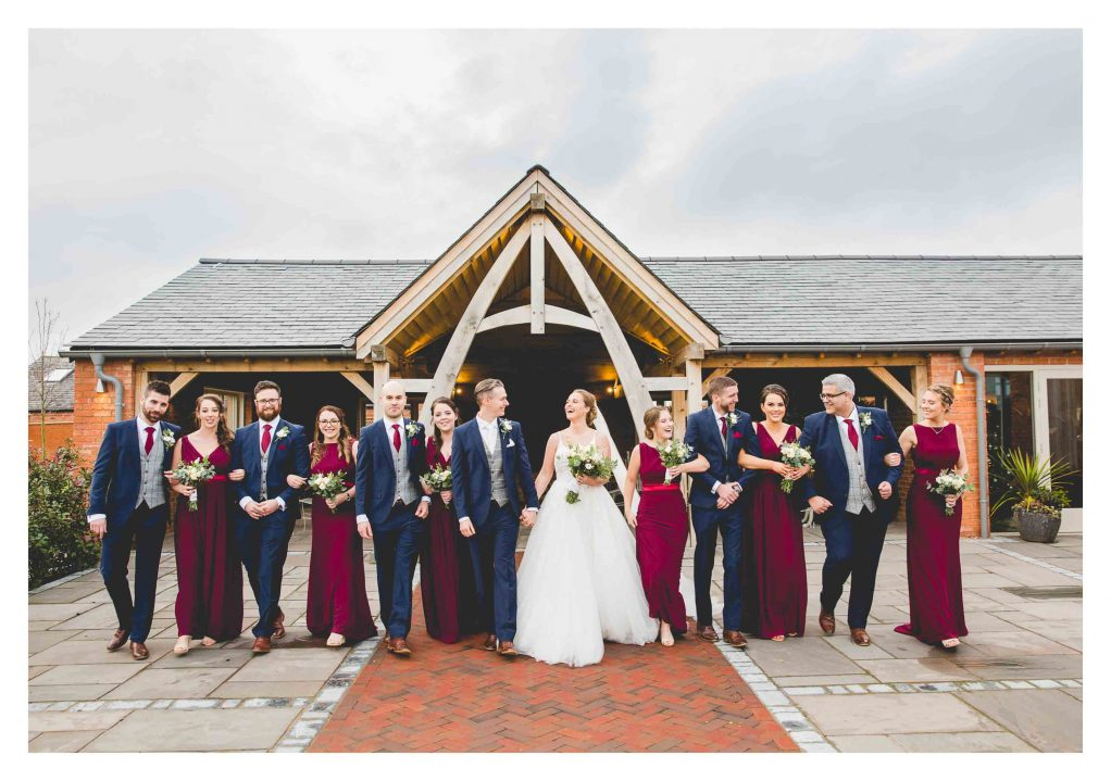 Wedding at Cider Mill Barns