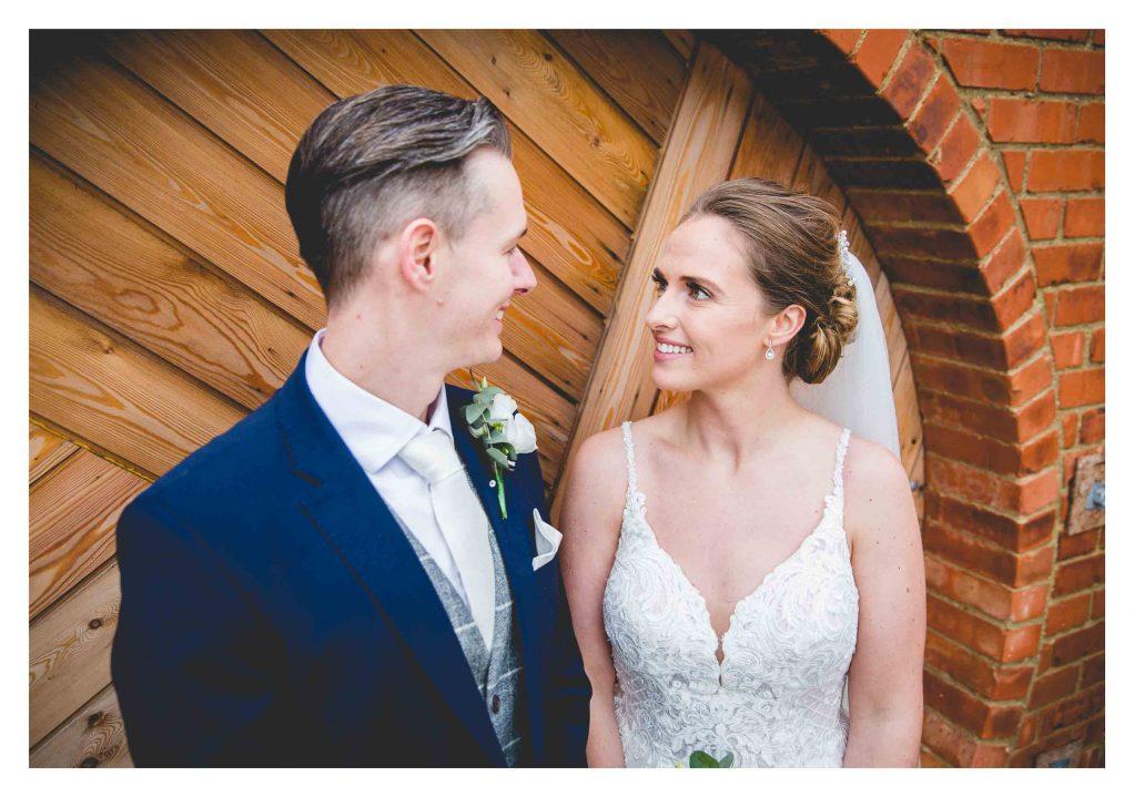 Wedding at Cider Mill Barns