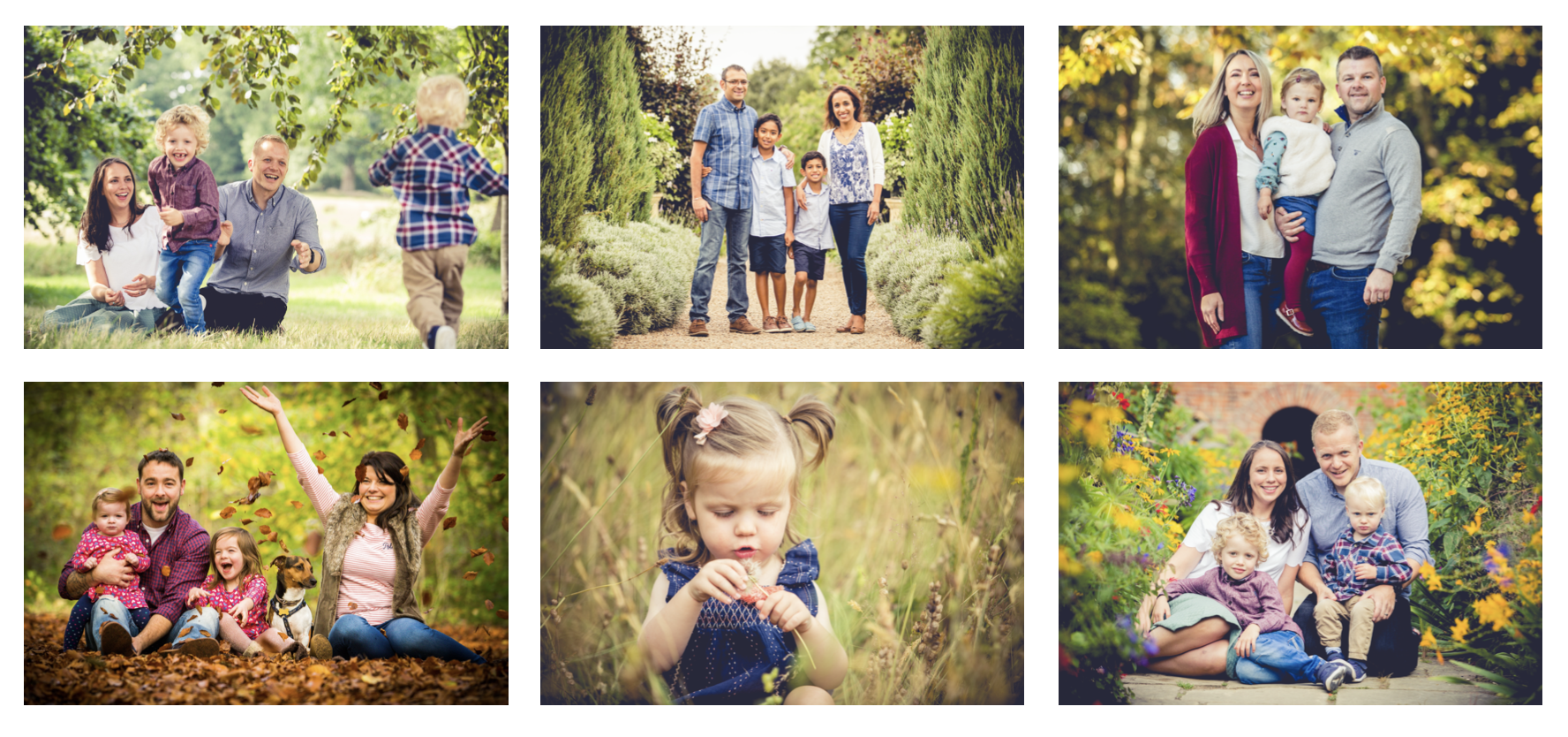 solihull family portraits